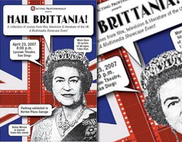 2007 Showcase: Hail Brittania!